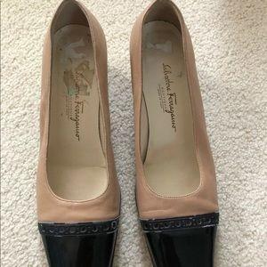Ferragamo boutique heels